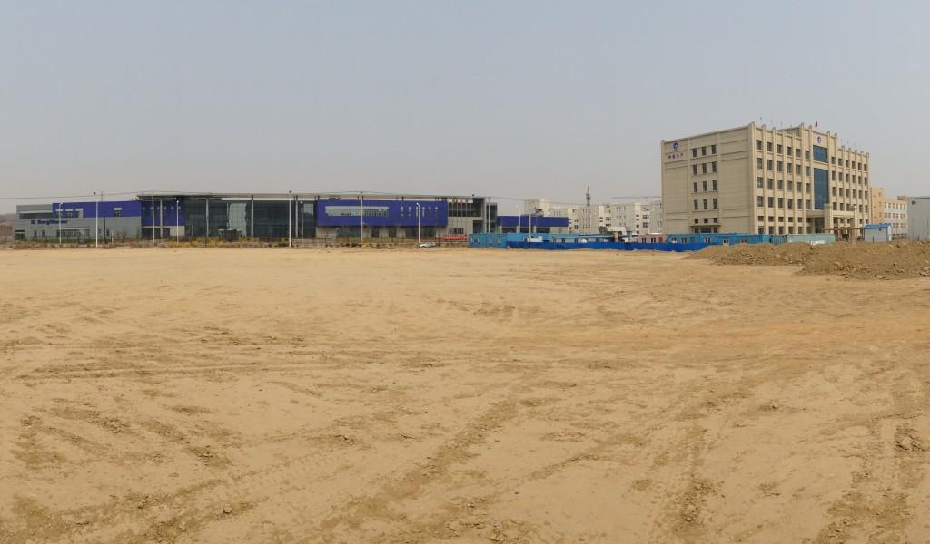 Building Site.